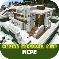 House Maps for Minecraft PE APK Icon