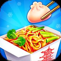 Chinese Food - Lunar New Year! Simgesi