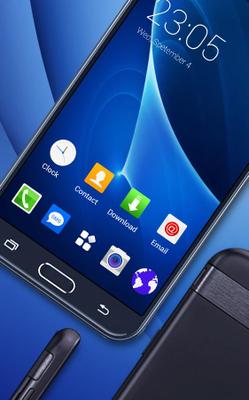 Tải miễn phí APK Theme for Samsung j7 Prime Wallpaper: Galaxy Skin