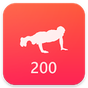 200 Push-Ups Workout - Personal Trainer 1.1.0