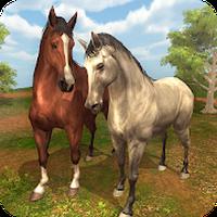 Лошадь семьи Simulator - Virtual Family Game