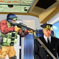 Airplane Hijack: Rescue Mission apk icon