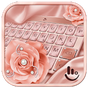 Pink Rose Gold Keyboard Theme 6.8.30.2018