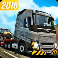 Ikona apk Euro Truck Simulator