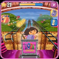 Dora Explore The Land of Treasure apk icono