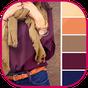Combinações de cores de roupas 1.4