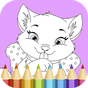 Cat Coloring Pages Game 1.1