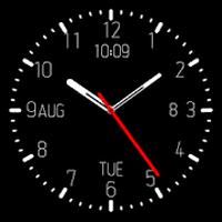 Saat Canlı Duvar Kağıdı Simgesi