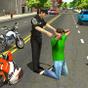 Carro de Polícia Dirigindo - Simulador de delito 1.0