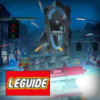 LEGUIDE LEGO Jurassic World APK icon