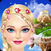 "Fantasy Princess - Girls Makeup and Dress Up Games FREE.1.4. """