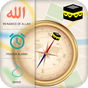 Qibla Compass & Prayer Times 5.0