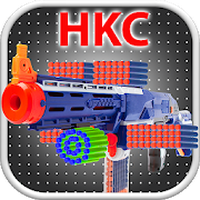 Ícone do apk HKC Toy Gun
