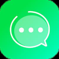 Ícone do apk Message OS 12