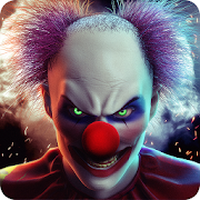 Scary Clown Survival: Horror Game apk icono