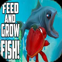 Feed And Grow Fish Simulator의 apk 아이콘