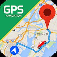 GPS Rota Bulucu ve Transit: Haritalar Navigasyon APK Simgesi