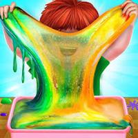 Six Gallon Slime Make And Play Fun Game Maker APK icon