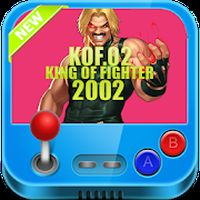 code kof 2002 king of fighter 2002 apk icono