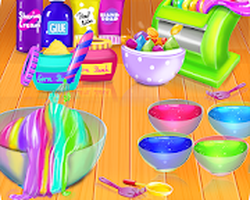 Slime Making DIY Fun - Slime Games for Free 1 9 Android - Tải