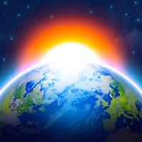 3D Earth Pro - Weather Forecast, Radar & Alerts UK icon