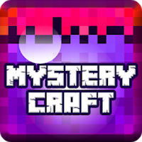 Mystery Craft Crafting Games apk icon