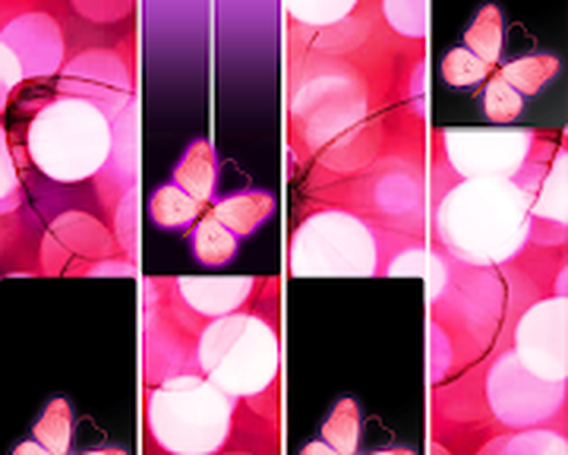 Pink Piano Tiles: KPOP Android