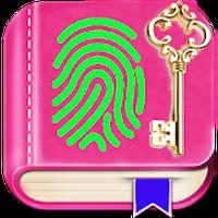 Ícone do apk Meu diário pessoal com senha de impressão digital