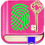 My Personal Diary with Fingerprint Password 2.2