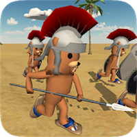 Icoană apk Gladiabears: Strength and Honour
