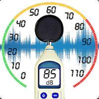 Ícone do apk Medidor de som DB: medir o nível de ruído