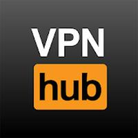 Icono de VPNhub - Seguro, Gratis y VPN ilimitadas