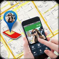 Ícone do apk Móvel número localização em mapa: GPS telefone