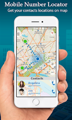 Download GPS Phone Tracker - Number Locator Mobile Tracking