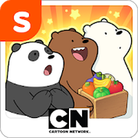 Ikon We Bare Bears Match3 Repairs