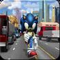 Sonic traffic Racer 1.1 APK