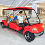 Shopping Mall Smart Taxi: Family Car Taxi Games 1.1