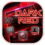 Dark Red Launcher  APK