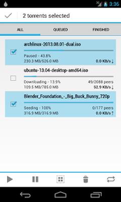 Flud - Torrent Downloader Android - Free Download Flud