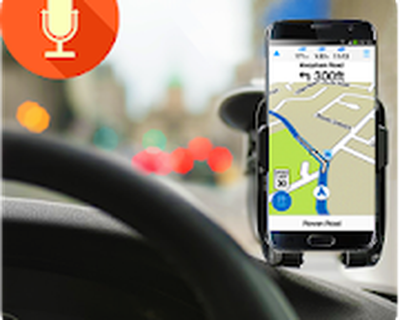 Driving Voice Gps Navigation & Maps Traffic Android - Free Download