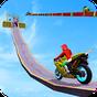 süper kahraman bisiklet imkansız stunts 1.0 APK
