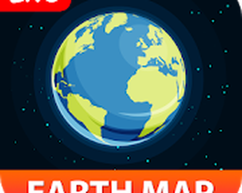 Live Earth Map 2018 Satellite View Gps Tracker Android Free