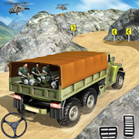 Offroad US Army Vehicle Driving icon