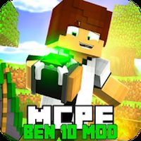 Ben 10 MOD for Minecraft pe Ben 10 apk icon