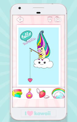 Kawaii Coloring Book Android Download