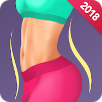 Home Workout - Abs & Butt Fitness apk icono