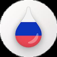 Drops: Rus dilini ve kril alfabesini öğren Simgesi
