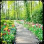 Spring Garden Wallpaper 1.0