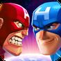 Batalha dos Super-heróis: Capitão Avenger  APK