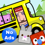 Preschool Bus Driver: No Ads Early Learning Games 2.4